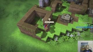 Dragon Quest Builders speedrun PB/WR - 6:22:33