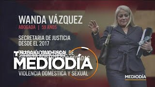 ¿Quién es Wanda Vázquez, la posible sucesora de Ricardo Rosselló? | Noticias Telemundo