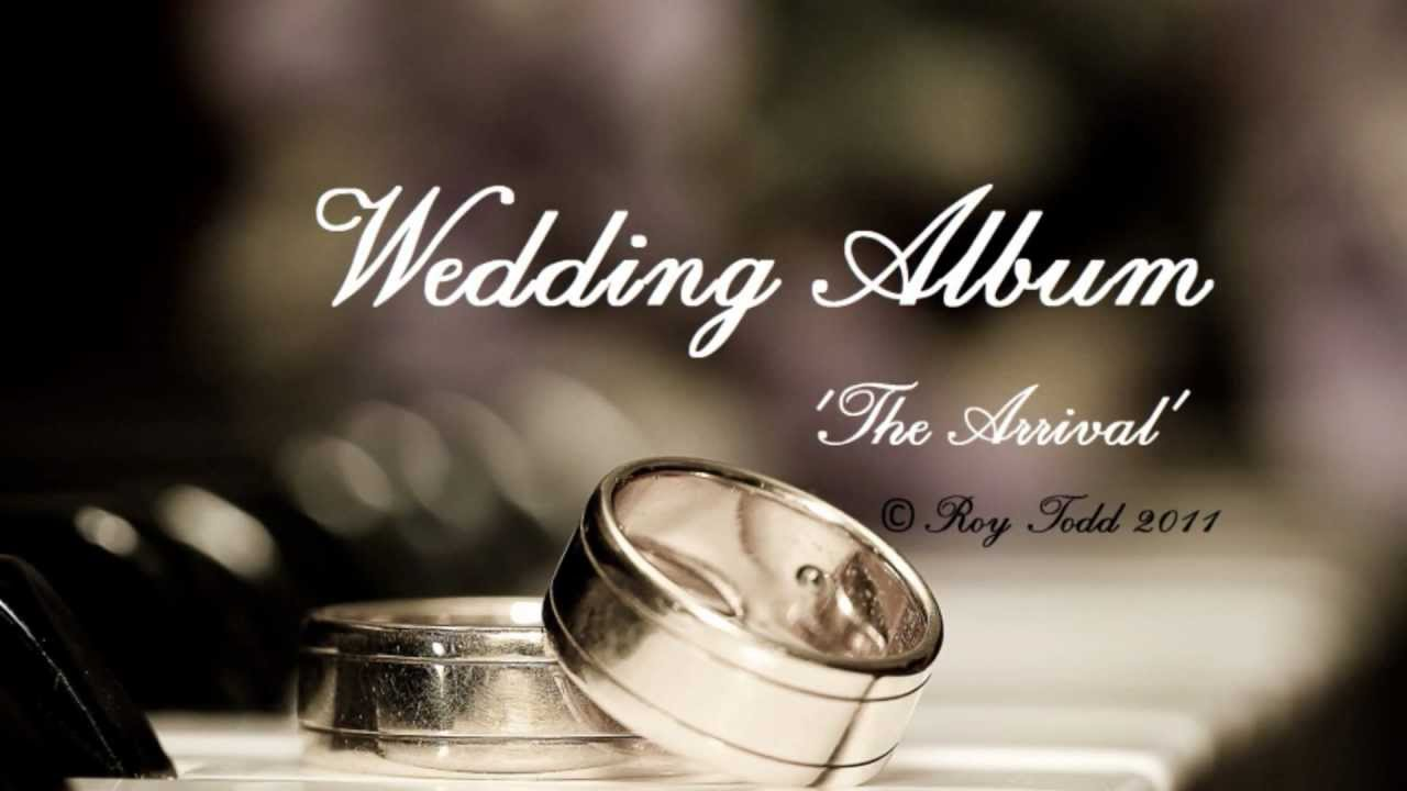 Beautiful ORIGINAL Wedding Music For The Bride's Arrival