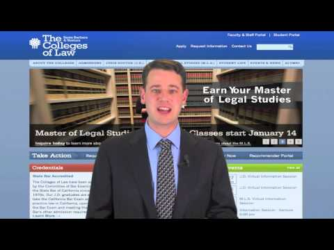 What is a Master of Legal Studies - MLS Degree Online - California