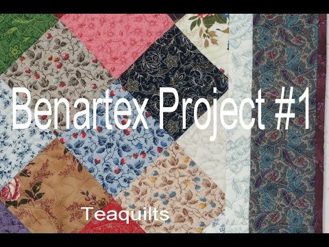 Benartex Project 1 - Technique Video