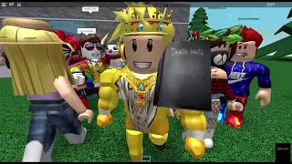 BE HACKERS JOIN MY GAME... 😨 | ROBLOX★