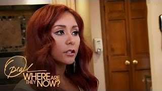 Snooki s Breakout Moment on Jersey Shore | Where Are They Now | Oprah Winfrey Network