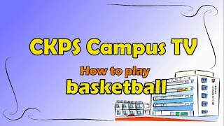 ckps的How to play basketball相片