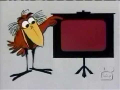 Image result for it's tough to be a bird 1969