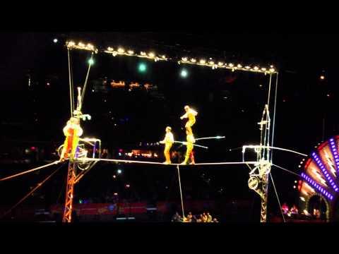 Ringling Bros. Circus Acrobats