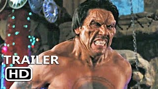 INMATE #1: THE RISE OF DANNY TREJO Official Trailer (2020)
