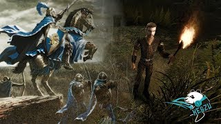 Heroes III Mapa Fabularna - Kampania Gothic II Noc Kruka (Demo) #2