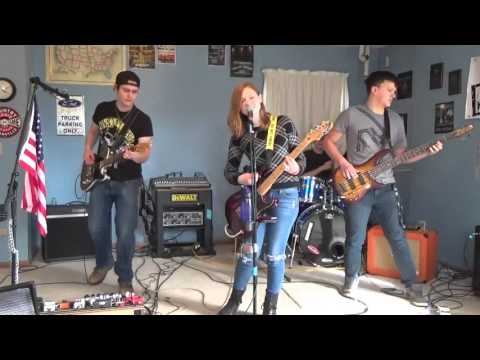 Awake and Alive - Cover by License to Live
