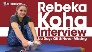 Rebeka Koha Interview - No Days Off & Never Missing
