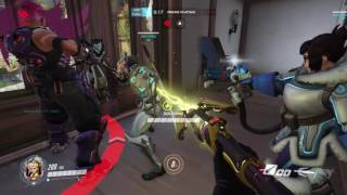 Checking out that Genji booty
