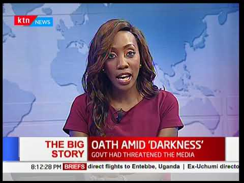 The Big Story: Oath amid 'Darkness'