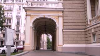 Building Opera and Ballet Theater, Odessa city / Театр оперы и балета, Одесса