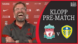 Jurgen Klopp on Thiago, Wijnaldum & Bielsa | Press Conference | Liverpool v Leeds United