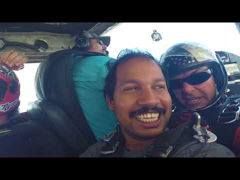 Tandem Skydive | Krishna from Fort Worth, TX