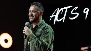 Acts 9 - From Death To Life | The Bridge Church