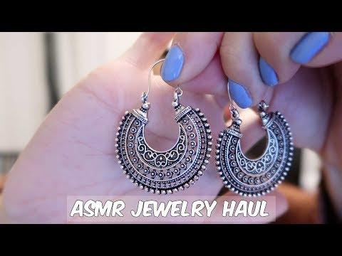 ASMR (Slow Whisper) Jewelry Haul: Rose Wholesale