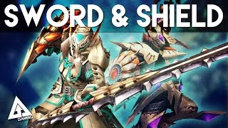 Monster Hunter 4 Ultimate Sword and Shield Tutorial | MH4U Basics