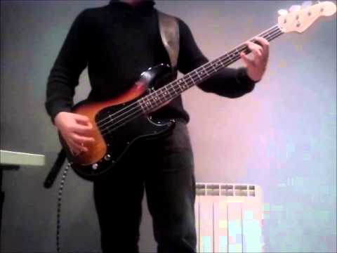 Death Or Glory - The Clash Bass Cover