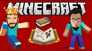 Büyülü Kitaplar | Minecraft Türkçe Survival Multiplayer | Bölüm 26