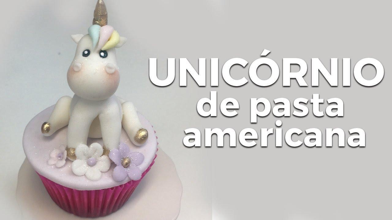 Como Fazer Unicornio De Pasta Americana