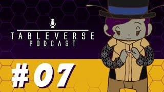 "Ep. 07: ""Sullivan's Staves!""  -  Tableverse  -  a #Starfinder actual play #podcast"