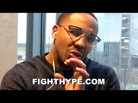 ANDRE WARD BREAKS DOWN CRAWFORD VS. KHAN; EXPLAINS KHAN'S WEAKNESSES AND CRAWFORD'S PRESSURE