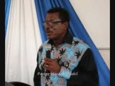 Download Dr. Mensah Otabil- 👑 The Making of a King 4; Wilderness Life 👑