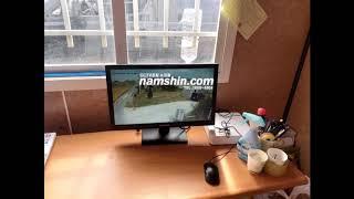 [경기도CCTV] 김포시 월곶면 컨테이너 CCTV설치