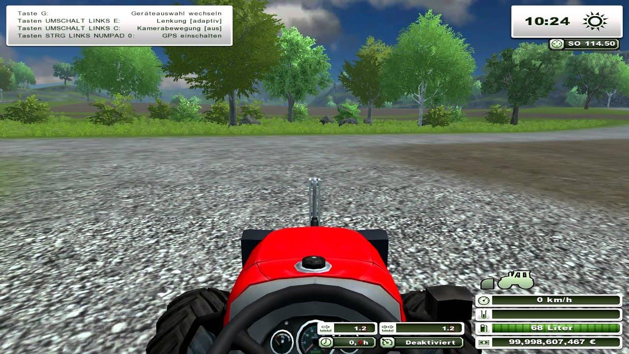 Download Landwirtschafts Simulator 2013 | Mod Review | Besser Lenken