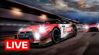 Pre Qualifying Session - Blancpain Endurance Series - Monza 2017 - LIVE + GT-R ONBOARD
