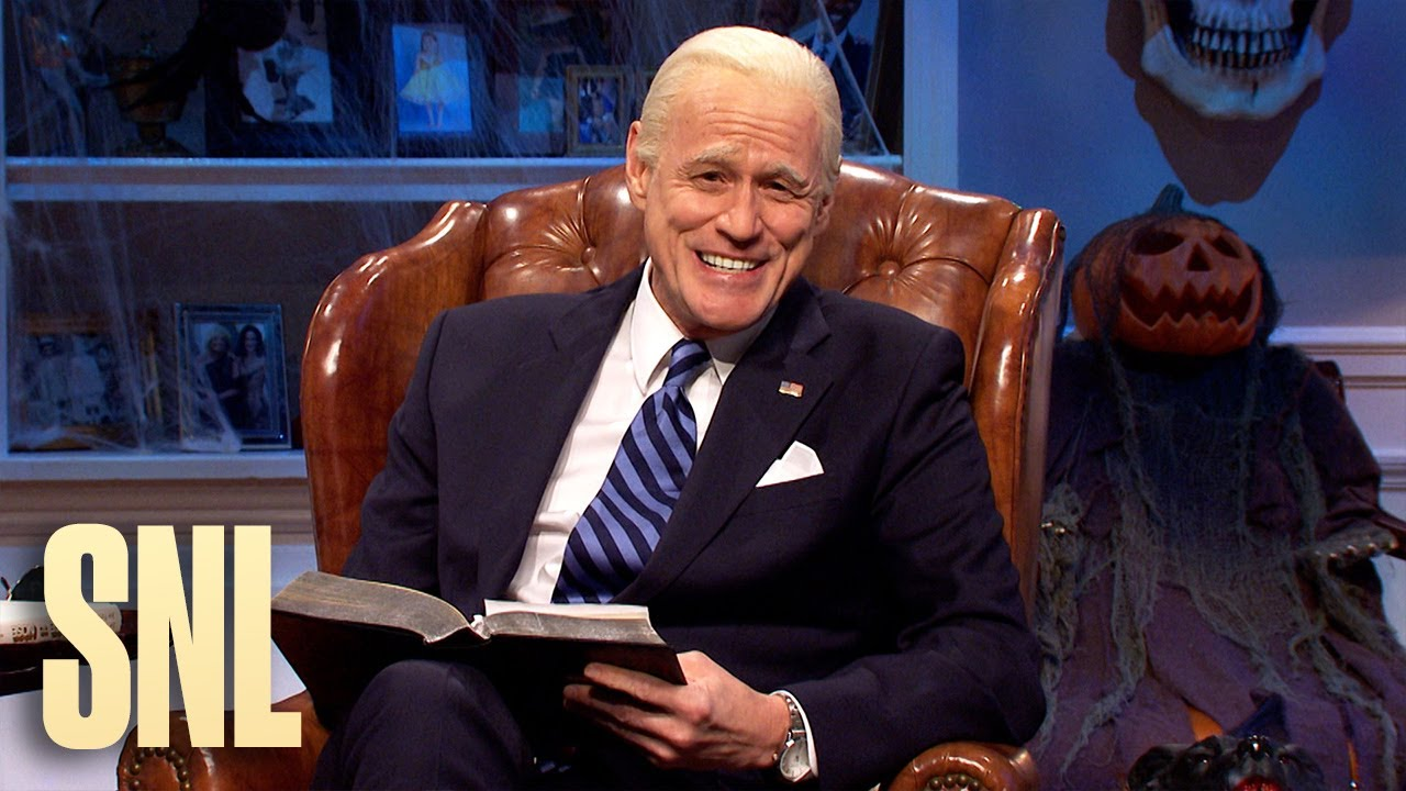 Jim Carrey, as Biden, mocks Trump loss on 'SNL'