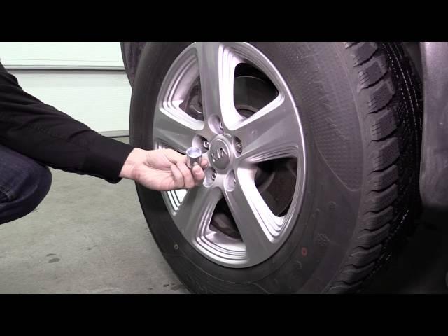 Comment changer un pneu lors d'une crevaison