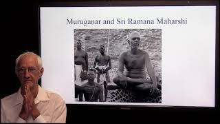 Ramana Maharshi and Muruganar, part one