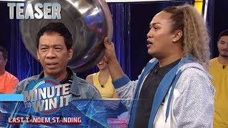 Minute To Win It - Last Tandem Standing September 4, 2019 Teaser