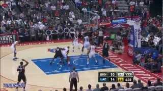 Chris Paul 29pts-11ast vs Brooklyn Nets (2013.03.23)