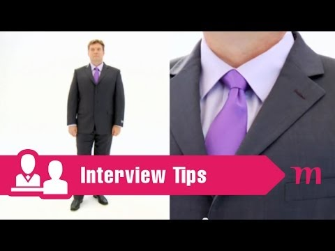 How To Dress For Your Interview