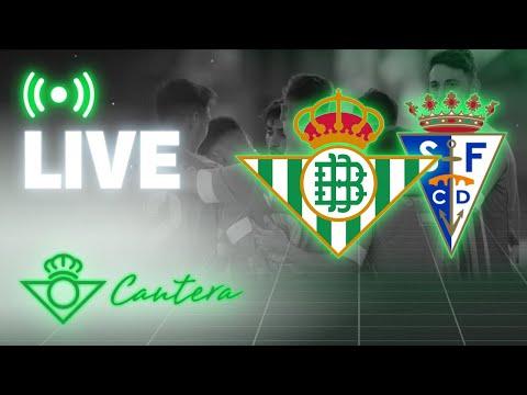 🚨 DIRECTO   Betis Deportivo-San Fernando CD   CANTERA