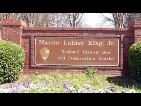 Dr. Martin Luther King Memorial, Carter Center, Jones