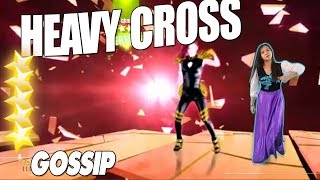 vuclip Heavy Cross   GosipJust Dance 4   Anna   Just Dance Real Dancer