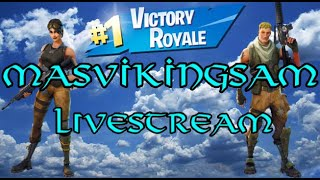 🔴 Friendliest Fortnite Stream Around! // Come Join My Creative Server! // 1000 Subscriber Giveaway!