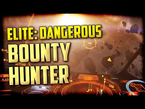 Elite: Dangerous - Bounty Hunting