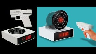 20 Creative Alarm Clocks Guaranteed To Get You Out Of Bed