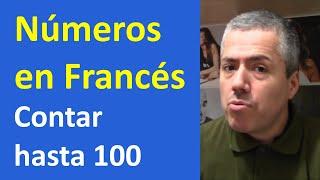 Los Números: Francés: Contar del 0 al 100: Pronunciar bien / Curso Francés de Básico Clase 3