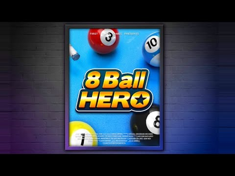 8 Ball Hero - (by First Touch Games) - Android Gameplay
