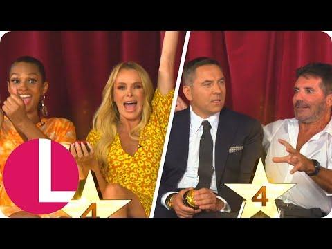 Britain's Got Talent Judges Take on the Champions Quiz | Lorraine