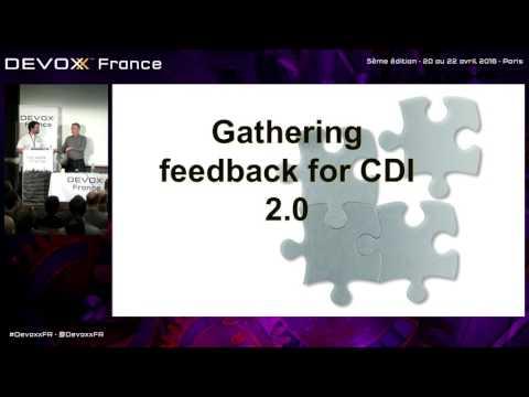 Les nouveautés de CDI 2.0 (French)