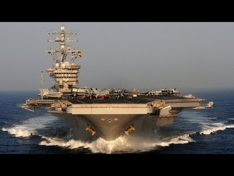 40 Years of USS Dwight D.  Eisenhower