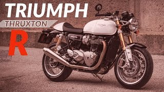 Motorcycle Review - 2019 Triumph Thruxton R