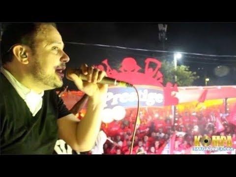 T-VICE: 30 Minutes sou beton CHANMAS kanaval 2018 Haiti! (DAY 1)